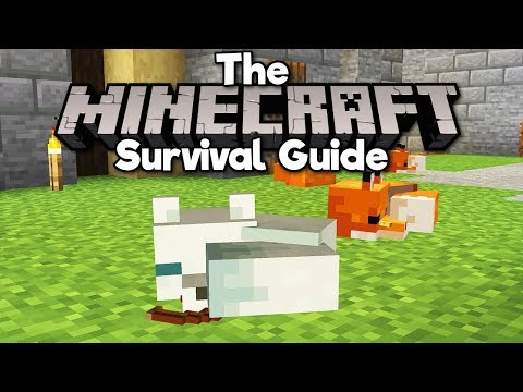 how-to-tame-foxes!-▫-the-minecraft-survival-guide-(tutorial-lets-play)-[part-169]
