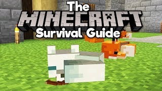 how-to-tame-foxes-the-minecraft-survival-guide-tutorial-lets-play-part-169