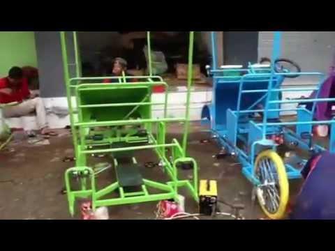 Sepeda Roda 4 Harga Jual Sepeda Gaul Yang Kompetitif Youtube