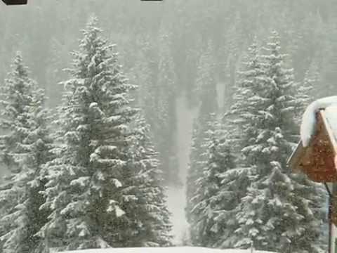 Schnee in Zug (Lech)