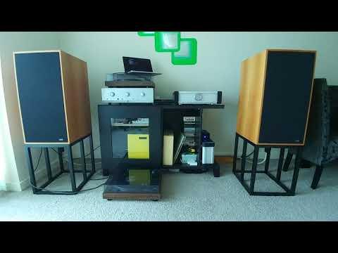 Spendor S100, Musical Fidelity A1008, m2tech young