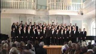 Christ is risen (Kastalsky) — MEPhI Male Choir