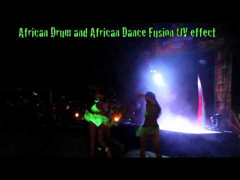 Glow Performance Fusion African Dance @Jockey Club