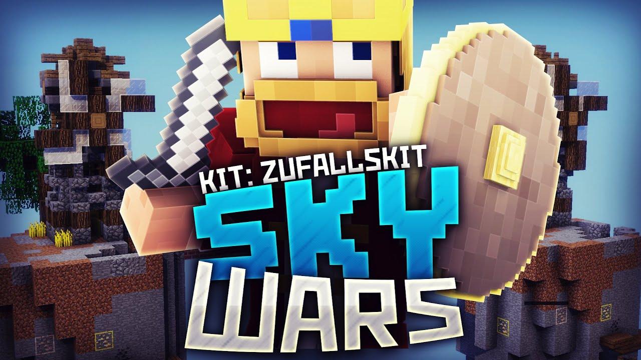 AKTUELL KEINE SPIELE AM START Minecraft SkyWars YouTube - Minecraft skywars spiele