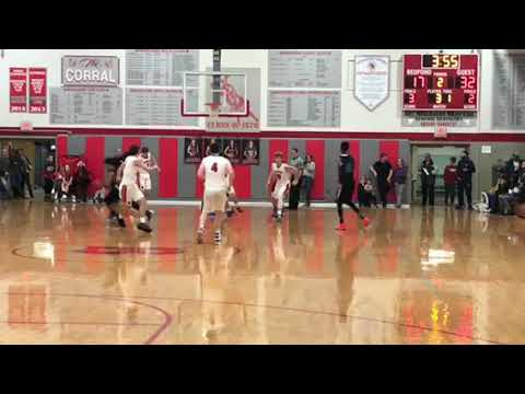 Bedford vs  Ypsilanti Lincoln boys basketball