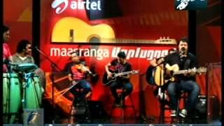 Shuvo-Amar Shona Bondhu Re @ Maasranga Unplugged