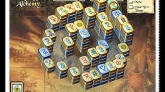 Mahjongg Alchemy game