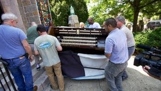 Successful Pipe Organ Restoration at a church in Ditmas Park Brooklyn