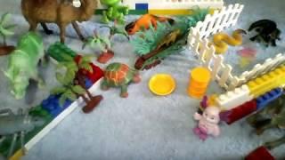 Животные для детей Развивающее видео для малышей Зоопарк Загадки про животных Детский канал