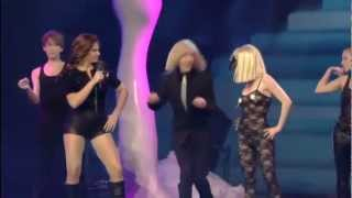 'Natalia' meets 'Lady Gaga'   Tegen De Sterren Op   VTM