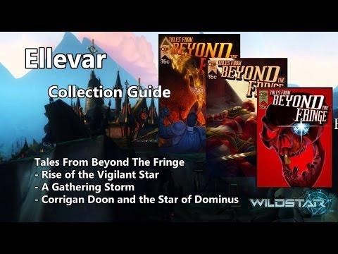 Wildstar Collection Guide - Ellevar Tales From Beyond The Fringe