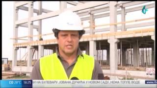 U toku izgradnja fabrike vode u Pavlišu