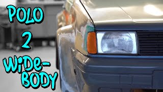 "Projektvorstellung - TeamArlows VW Polo 2 "" Brutus "" Folge 1 | Philipp Kaess |"