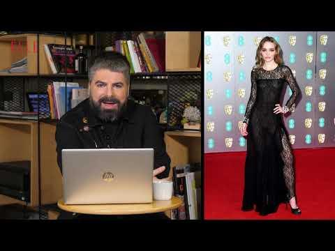 Maurice Munteanu comentează ținutele purtate de vedete la BAFTA Awards 2020