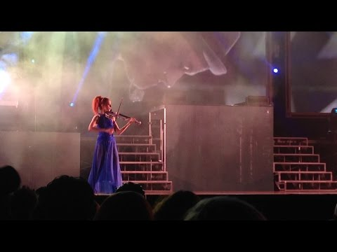 "Lindsey Stirling - ""Those Days"" - Jacobs Music Center 09-21-16"