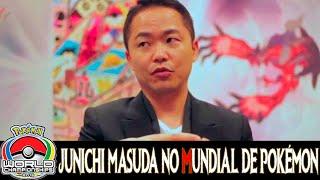 Confirmado! Junichi Masuda vai estar presente no Pokémon World Championships