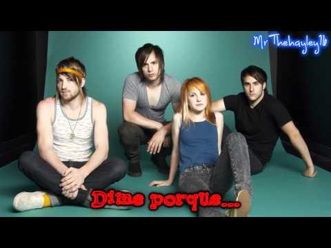 Paramore - Conspiracy [Sub. Español] HD
