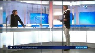 """Rouen : """"les quais ou un boulevard pour la foire St-Romain"""""""