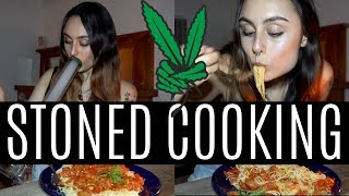 STONED IN THE KITCHEN EP. 1: VEGAN PASTA