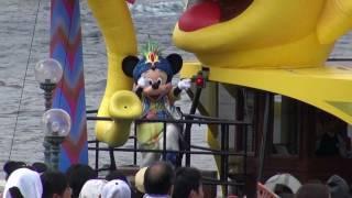 2011年 8月 1日 東京ディズニーシー ウォータープログラム 『サマーオア...