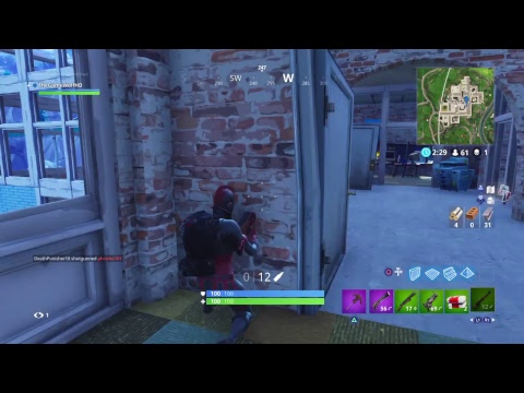 Fortnite solo new guided missile!