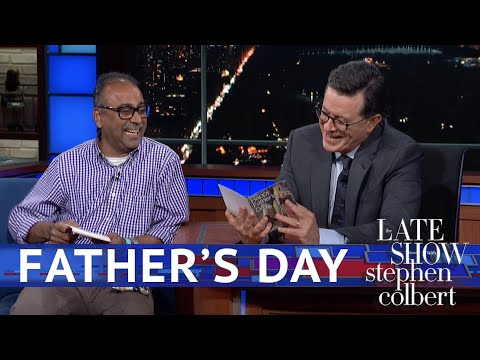 First Drafts: Fathers Day 2019