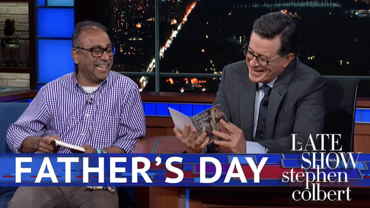 First Drafts: Father's Day 2019