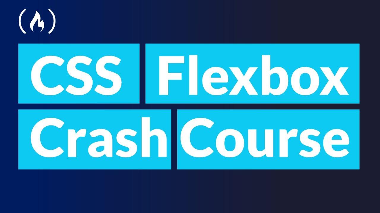 CSS Flexbox Crash Course