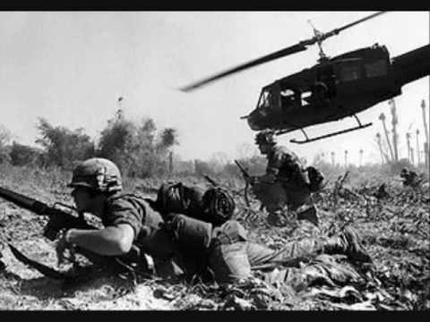 "Vietnam War Tribute Johnny Cash ""I Won't Back Down"""