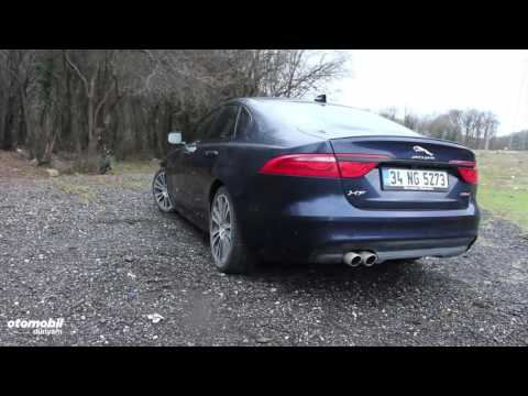 Test - Jaguar XF