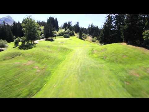 Trou n°3 - Golf Les Gets