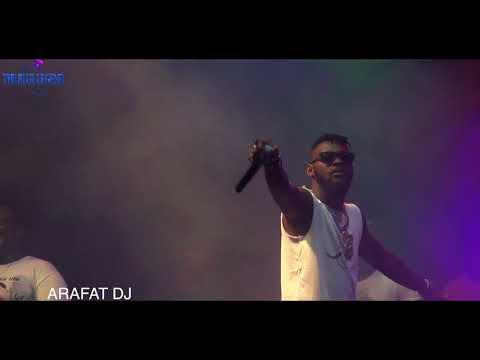Concert Arafat DJ le 31 Mars 2018 au stade de la BAE