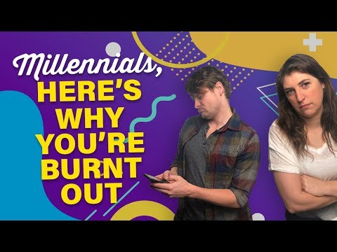 Digital Riggs - Millennial Burnout?