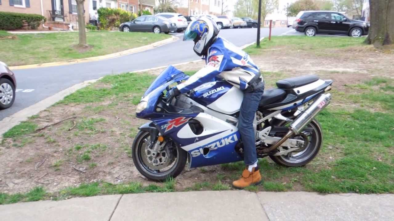 Suzuki Tl 1000 R First Bike First Time Ride And Bmw M6 Not Racing