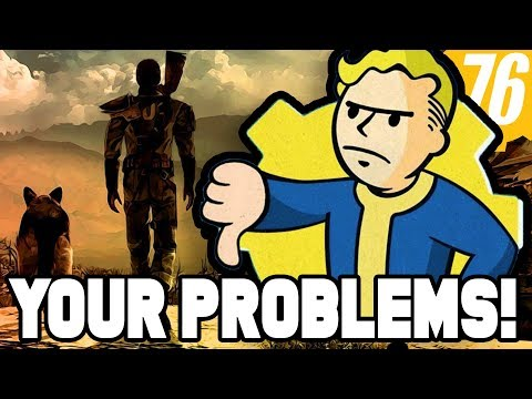 YOUR Major Problems With Fallout 76
