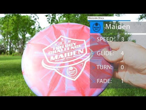 Is This Disc Right For You? Westside Discs Maiden