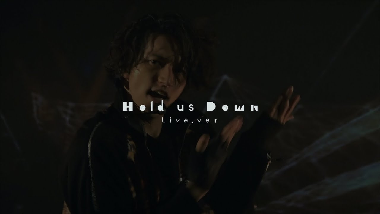 【田口淳之介】Hold Us Down【LIVE ver.】