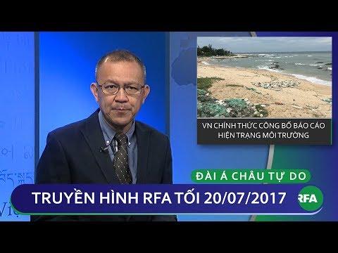 Thời sự tối 20/7/2017 | Tỷ lệ công dân Việt Nam mua nhà tại Mỹ tăng | © Official RFA Video