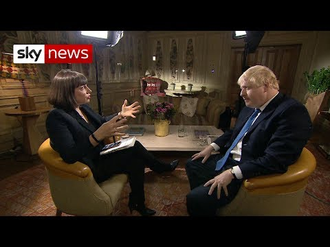 Ex-foreign secretary Boris Johnson stands by Burka comments