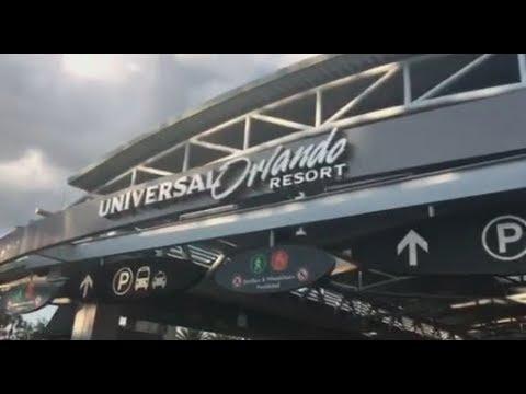Universal CityWalk Orlando Walkthrough & Universal Studios Vlog