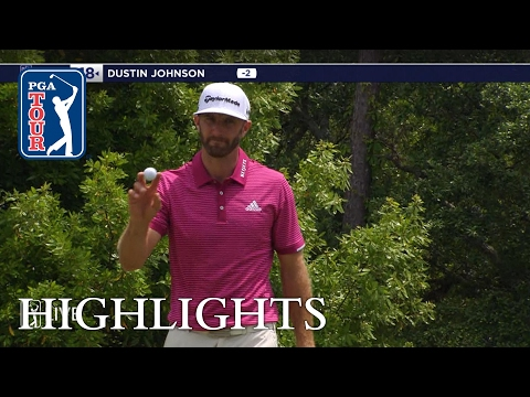 Dustin Johnson extended highlights | Round 1 | Wells Fargo