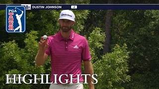 Dustin Johnson extended highlights | Round 1 | Wells Fargo