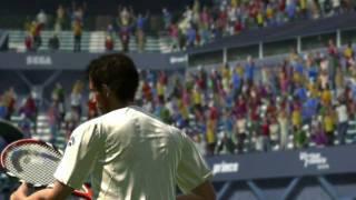 Virtua Tennis 2009 (Sega) ~Making of~