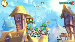 Angry Birds 2 walkthrough part 2 (levels 6 to 10)