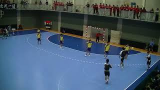 第41回全国高校ハンドボール選抜大会 1回戦 那賀vs仙台第二④