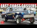 2012 Jalopy Showdown Drags East Coast Gassers Hot Rods Rd 2 Nostalgia Drag Racing Videos