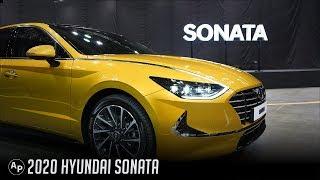 [Edited] 2020 Hyundai Sonata - First Look! Brand New 8th Generation Sonata From Hyundai