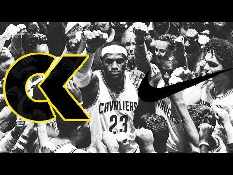 Lebron: Cleveland Lights  (A Nike Experience)