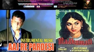 AAJA RE PARDESI  INSTRUMENTAL MUSIC  STUDIOVTC HD