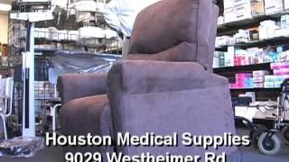 Reclining Lift Chair Edited